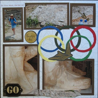 Road to Olympics - Greece