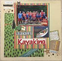 Adventure in Kayaking