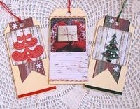 Christmas Tags Bo Bunny