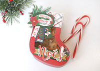 Christmas Stocking Treat Box