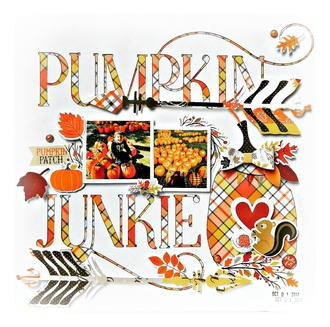 Pumpkin junkie