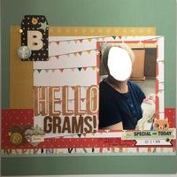 Hello Grams!