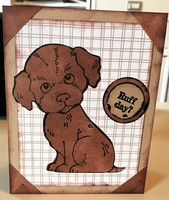 Ruff Day card