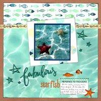 Fabulous Starfish