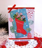 Christmas Card Stocking