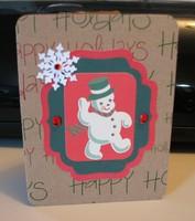 Happy Holidays 2017 Card