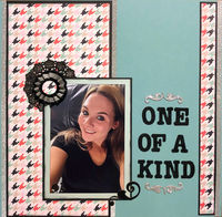 One Of A Kind (Dec 2017 Title Challenge)