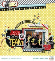 I Love My Team
