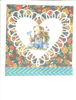 Cards from Scraps