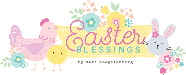 Easter Blessings Photoplay mari koegelenberg
