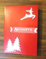 Reindeer Series Christmas cards #2