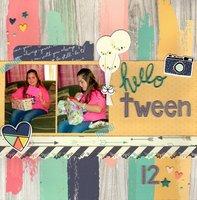 Hello Tween