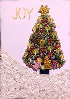 Joy (Dec 2017 Card Challenge)