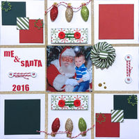 mE & sAnTA 2016 (Dec Music and Holiday Challenges)