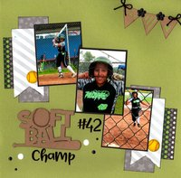 Softball Champ
