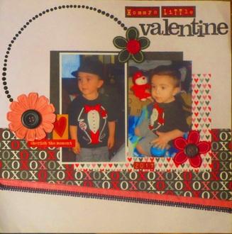 Mommy's Little Valentine