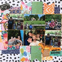 Logan's Zoo Day