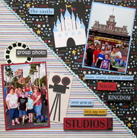 Christmas Vacation -  WDW 2012