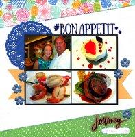 #Bon Appetit