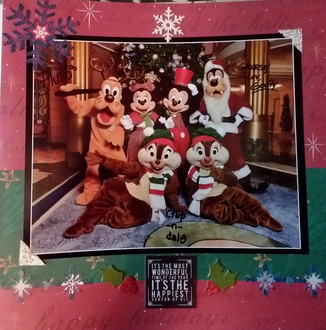 Merrytime Christmas Characters!