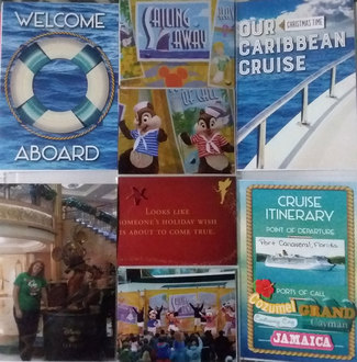 Welcome Aboard-Our Christmas Time Carribean Cruise
