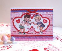 Valentine Card Kids