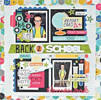 Back 2 School Layout