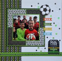 Soccer Tournament Champs