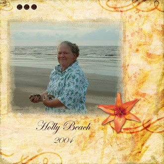 Holly Beach 2004