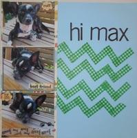 Hi Max