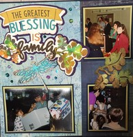 The Greatest Blessing Is Family