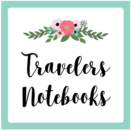 Travelers Notebooks Notebook Echo Park