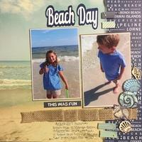 Beach Day (30/30 Day 19)
