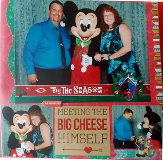 Meeting the Big Cheese Himself!