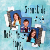 Grandkids Make Me Happy