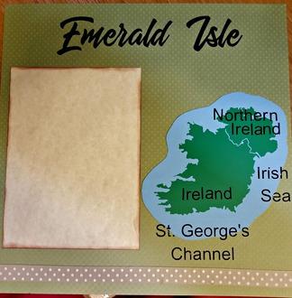 Ireland map layout page 2