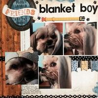 Blanket Boy