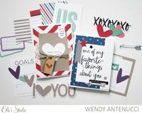 January Cards