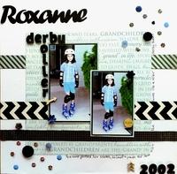 Roxanne - Roller Derby