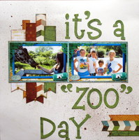 It's A Zoo Day