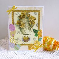 Easter Card Chicks