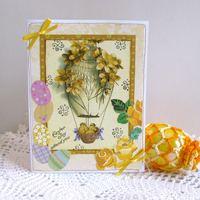 Easter Card Chicks