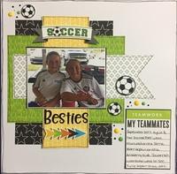 Soccer Besties