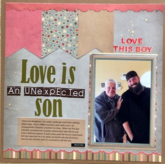 Love is an Unexpected Son