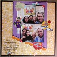 Chuck E Cheese Family Frenzy