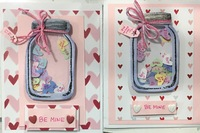 Valentines Jars