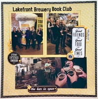 Lakefront Brewery Book Club