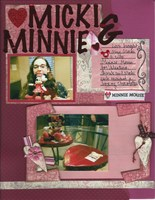 Micki and Minnie