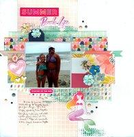 Summer Beach Life