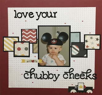 Love Your Chubby Cheeks